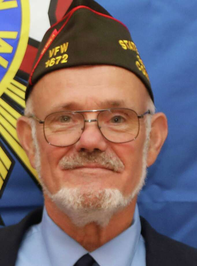 Jim Delancy has resumed command of the VFW in New Milford, a role he has held off and on for 11 years. Photo: Contributed Photo / Contributed Photo / The News-Times Contributed