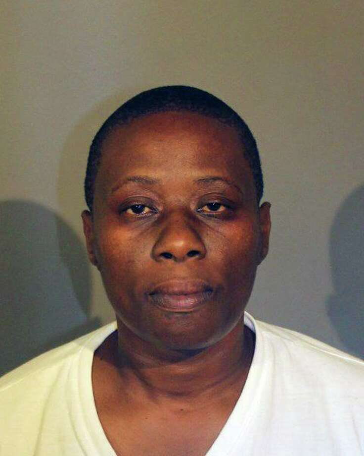 Claudette Prior, 42, of Dean Street in Danbury, Conn., was charged with possession of a controlled substance, possession of a controlled substance with intent to sell, possession of a controlled substance within 1,500 feet of a school/daycare and possession of a controlled substance with intent to sell within 1,500 feet of a school/daycare. Photo: Contributed Photo / Danbury Police Department