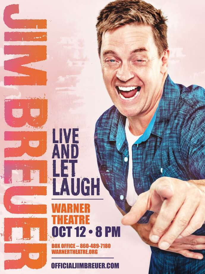 Comedian Jim Breuer. Photo: Contributed Photo