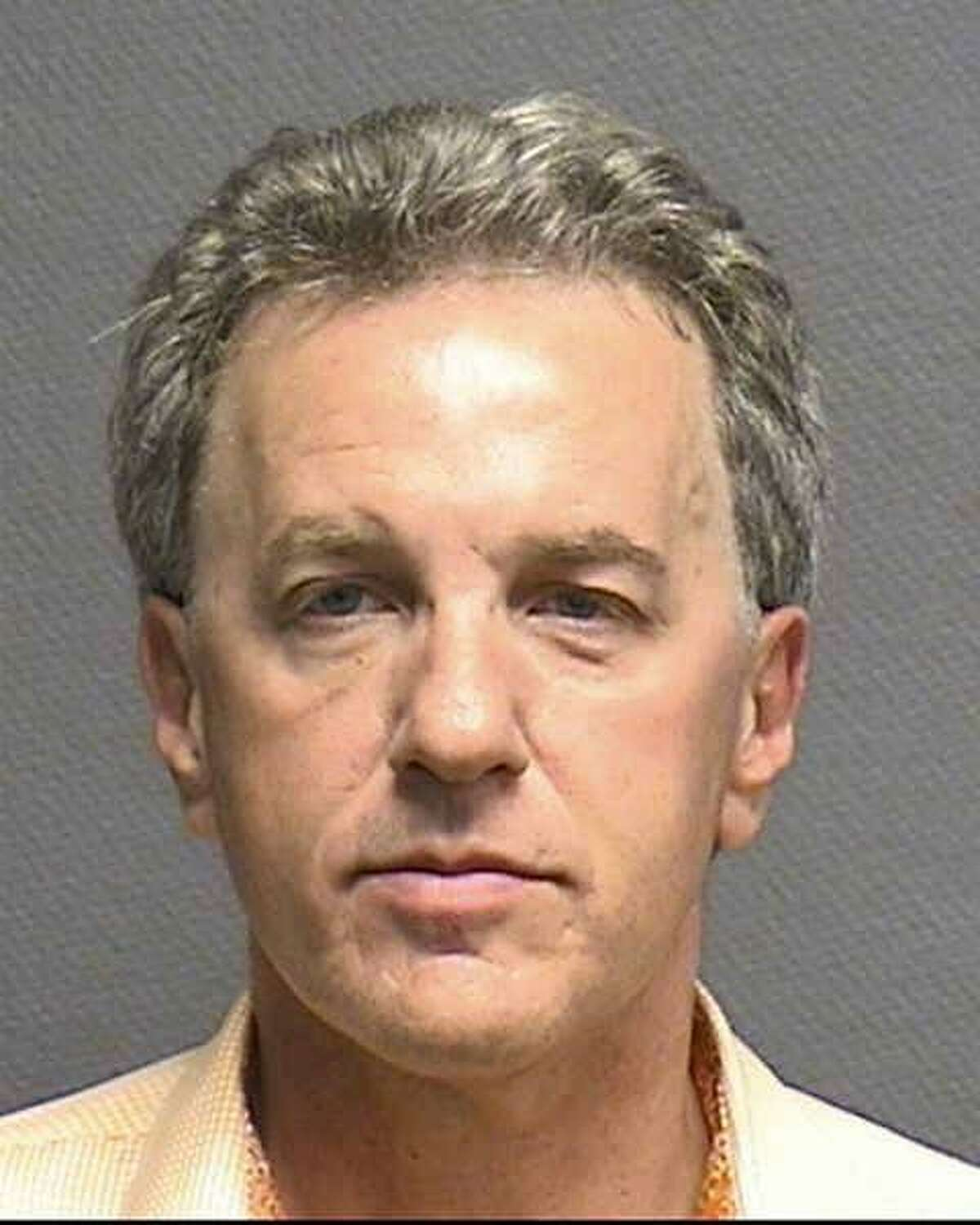Attorney Jeffrey Stern, age 53, (date of birth 3/16/57), of Bellaire - husband of the woman shot. Right now, he is only charged with unlawfully carrying a weapon. He admitted to his wife that he was having an affair with the woman accused of orchestrating the murder-for-hire plot, according to Yvonne Stern's divorce attorney. His mugshot was released by the Harris County Sheriff's Office.