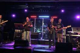 Backbeat Motown will be performing at the Huntington Green Wednesday, Aug. 21.