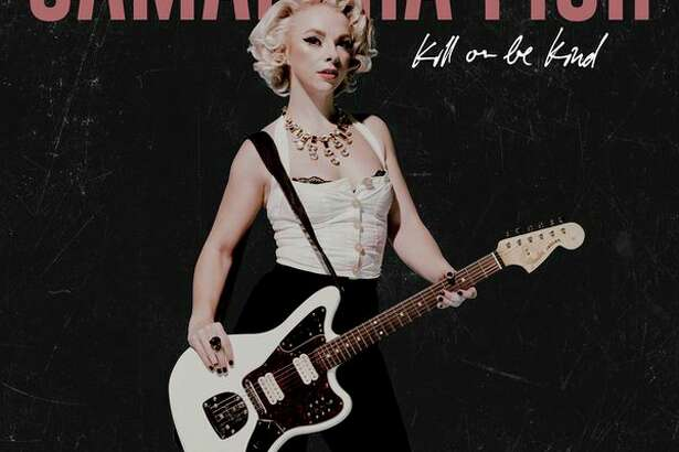 Samantha Fish's 'Kill or Be Kind' album to be released Sept. 20. (Photo provided/Rounder Records)