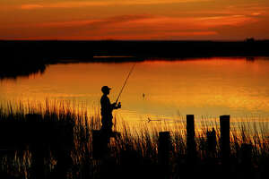 Texas anglers can beat the worst of summer's brutal and even dangerous heat - and, in many cases, improve their prospects for encountering active, catchable fish - by concentrating their fishing around dawn, dusk or during the night.