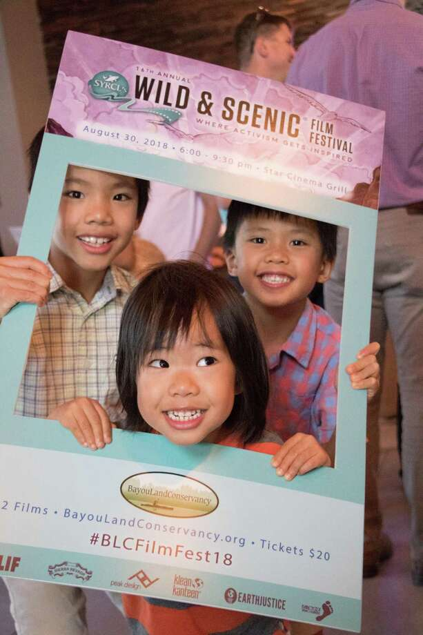 TheWild & Scenic Film Festivalinvites guests to see films based on environmental conservation, as well as sip on exclusive drinks and take photos. Photo: Provided By Bayou Land Conservancy