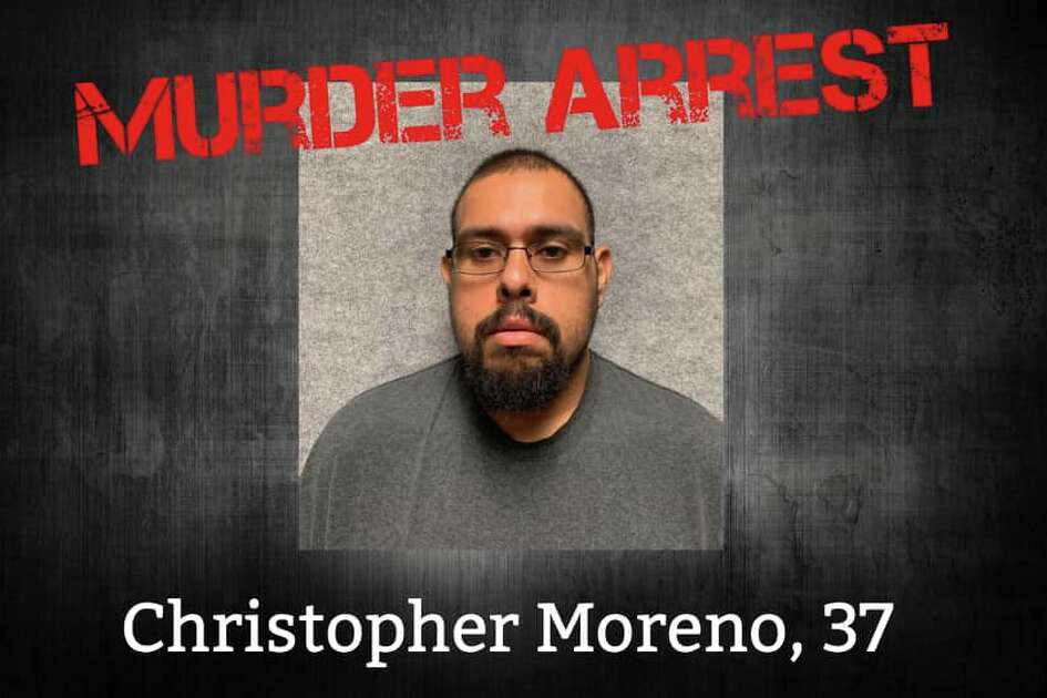 San Antonio police arrested Christopher Moreno, 37, Wednesday morning for allegedly running over and killing a woman earlier this year.