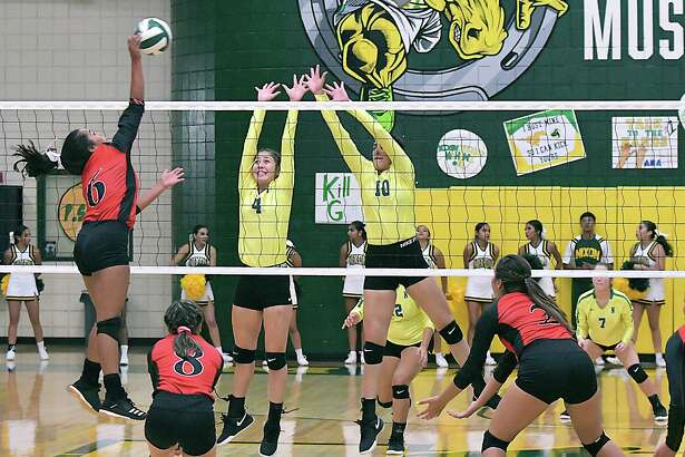 Irma Cortez had nine kills, 21 digs, 12 assists, seven points and three aces in Martin's 3-0 (25-18, 28-26, 25-20) win Tuesday at Nixon.