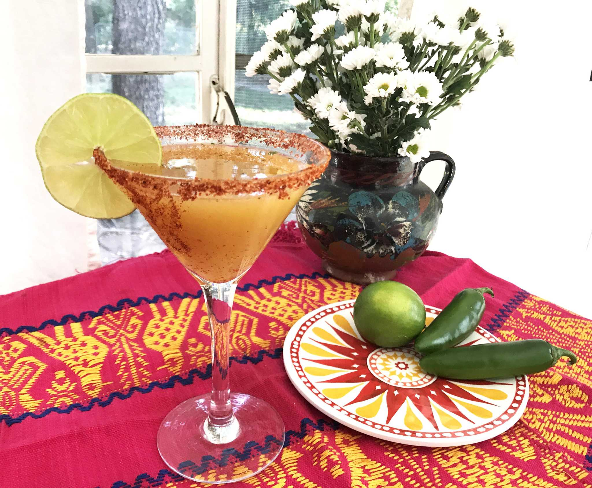 Pineapple, tequila, jalapeño make for great alt-margaritas, 2 recipes