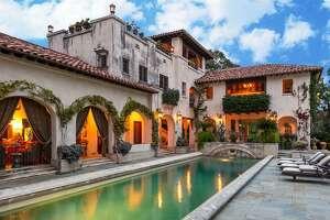 1. 3458 Inwood Drive, Houston   House sold: $7.8 million - 9 million 3 bed | 9 full & 3 half bath