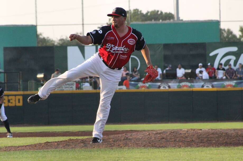 Tecolotes starter Jose Oyervides allowed six earned runs with six strikeouts in 5.1 innings Tuesday. Photo: Courtesy Of TheTecolotes Dos Laredos / File