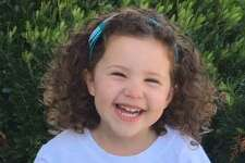 Emma Levinson, 6, will sell lemonade at 170 Kings Highway in Milford, Conn. on Sunday, Sept. 1, 2019 from 11:30 a.m. to 3 p.m., to raise money for cancer research.