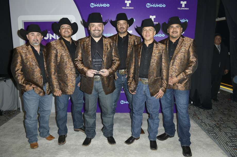 """The seven-member band will hit the stage at8:30 p.m. Thursday, Nov. 14 as part of its """"¡PERCEPCIÓN!"""" tour. Photo: Telemundo/NBCU Photo Bank Via Getty Images"""