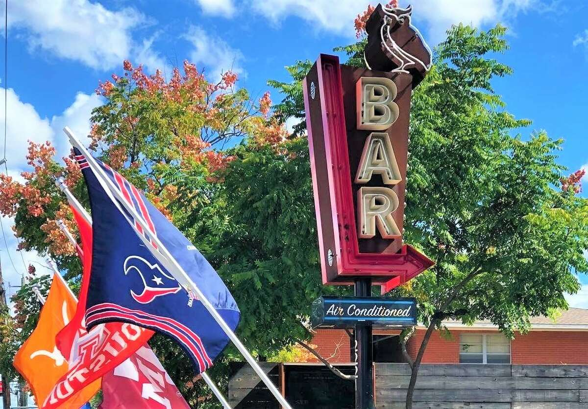 PHOTOS: The Owl Bar will close its doors at 221 West Alabama on August 29, 2019. >>> See more on The Owl Bar.