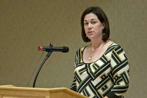 Suzanne Adam previously served as the director of Domestic Abuse Services at the Greenwich YWCA. She has been named the executive director of Domestic Violence Crisis Center.