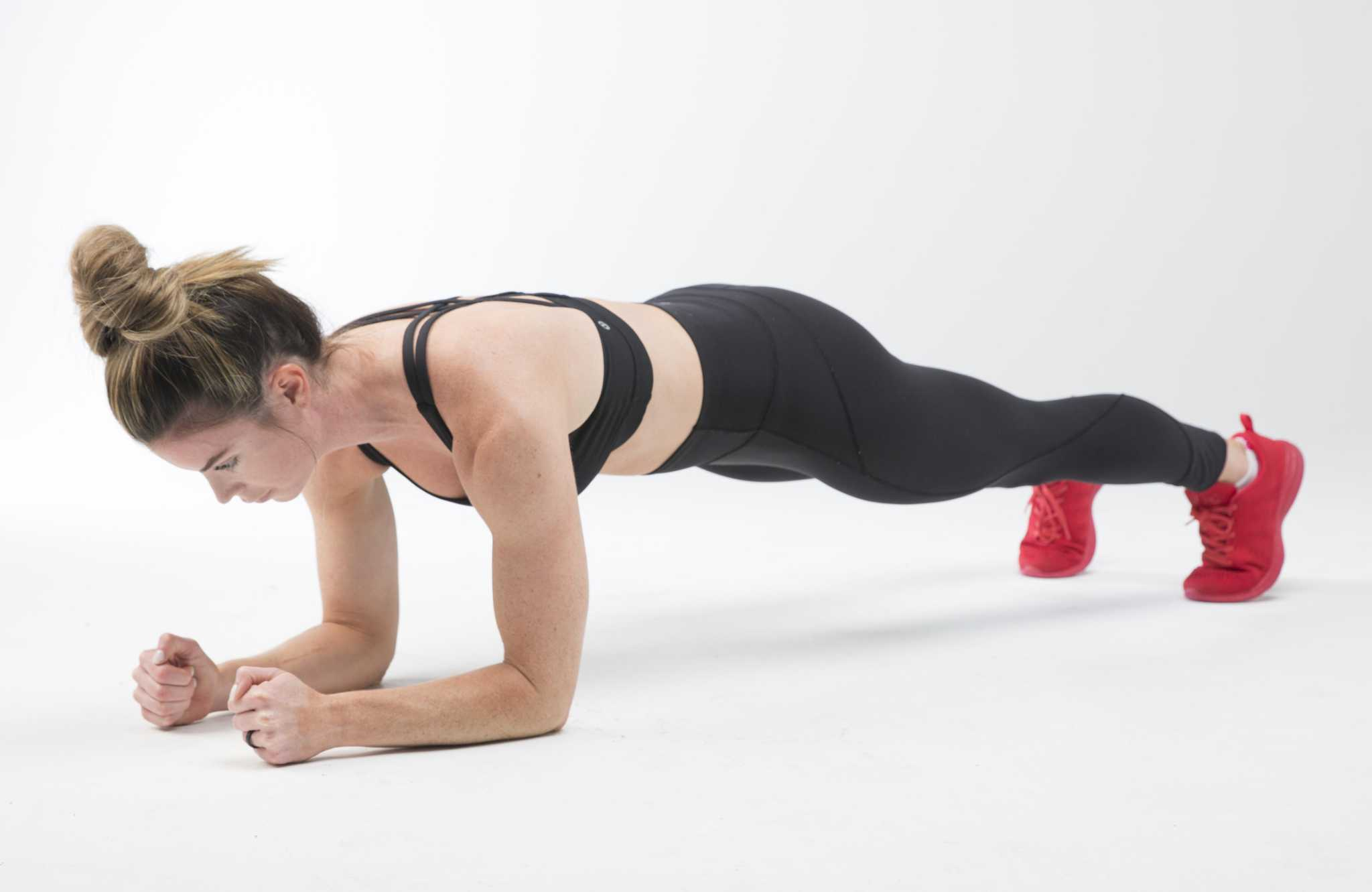 No time for the gym? Here's a quick home workout