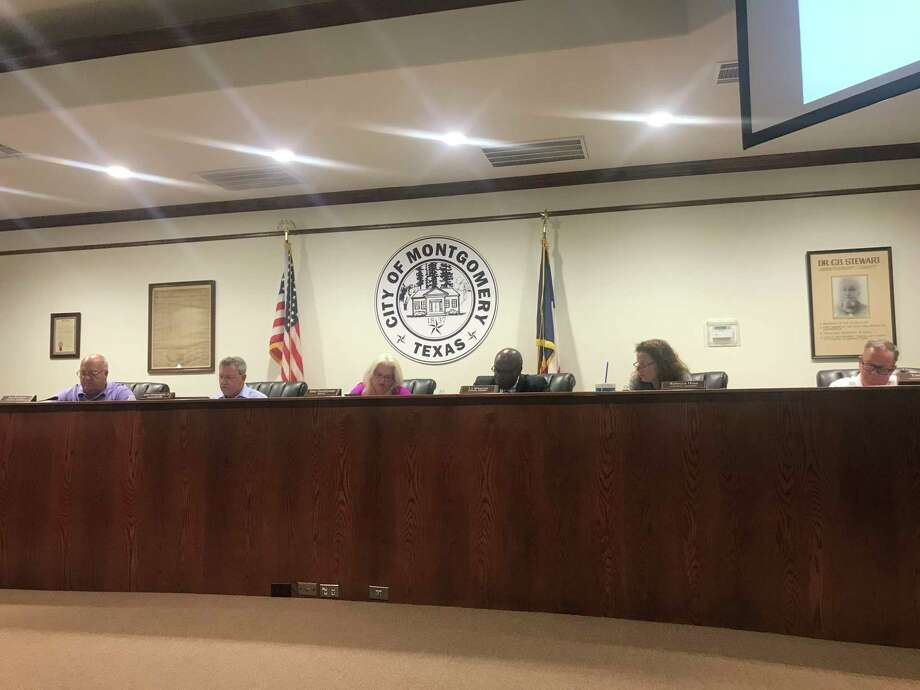 The city of Montgomery will discuss the option to appoint itself as the Board of Adjustments at the Aug. 27 council meeting. Photo: Meagan Ellsworth / Meagan Ellsworth