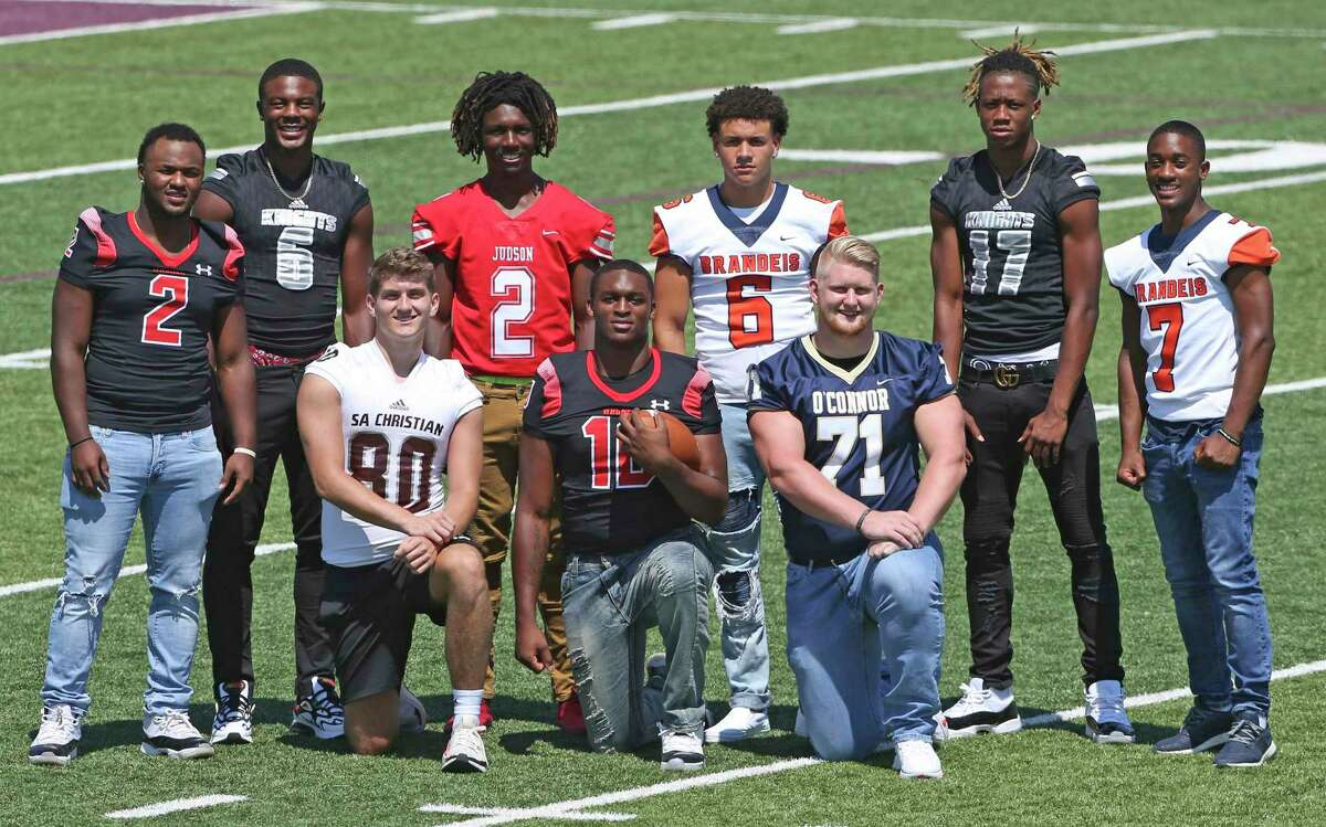 The Express-News Elite 11: Introducing the Express-News preseason football team for the 2019 season.