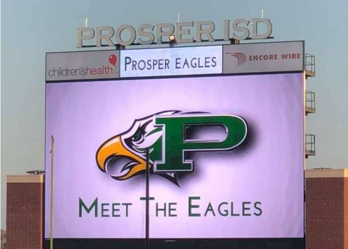 Prosper High School's new football stadium, which opens in less than ten days, will seat 12,000 fans and houses the largest video board of any Texas high school. >> Keep clicking through the following gallery to see Texas' most expensive high school stadiums.