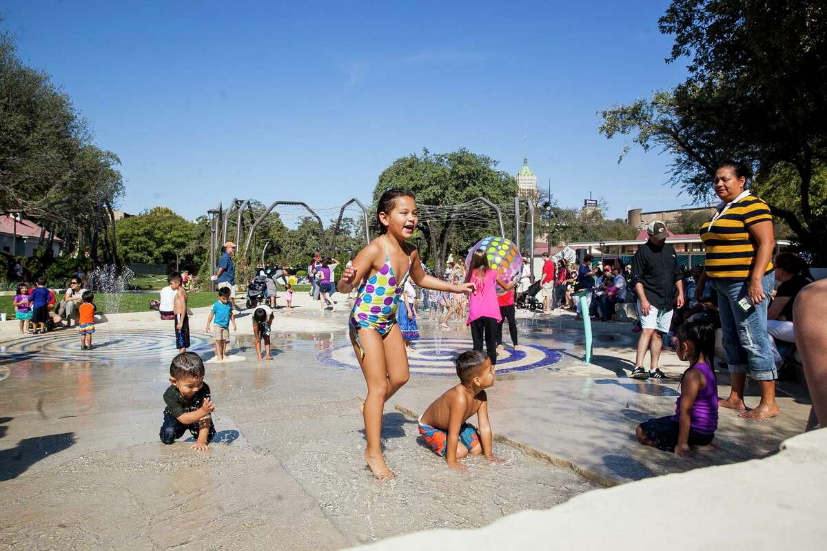 Splashpads will not reopen this year: Splashpads will remain closed until March 2021.
