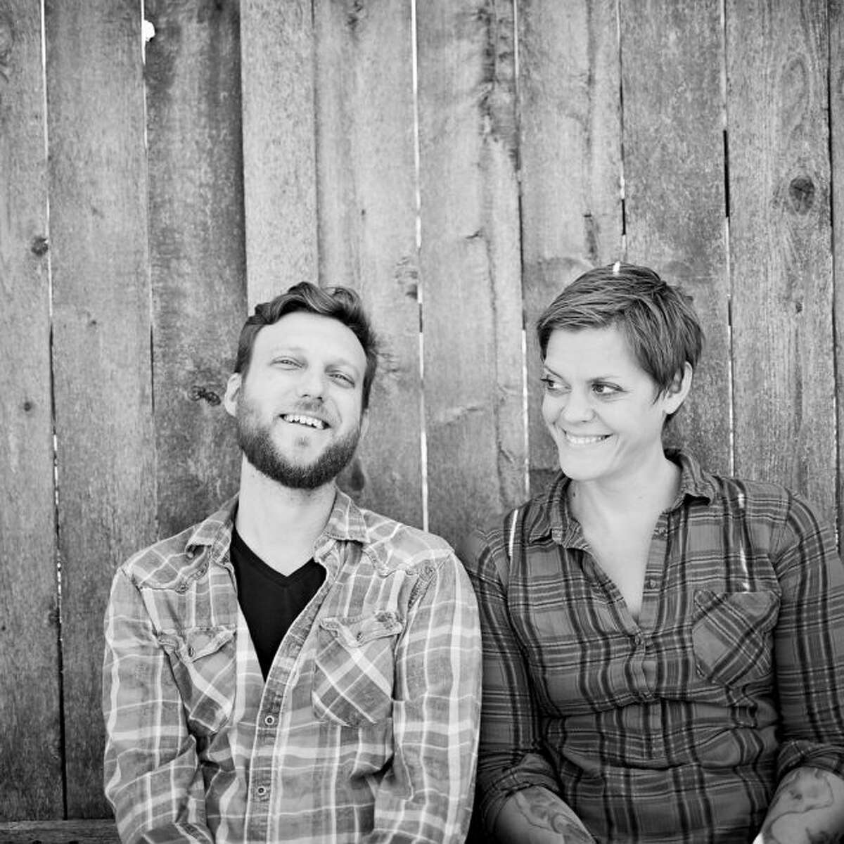 Rough & Tumble consists of Mallory Graham and Scott Tyler. (Courtesy photo)