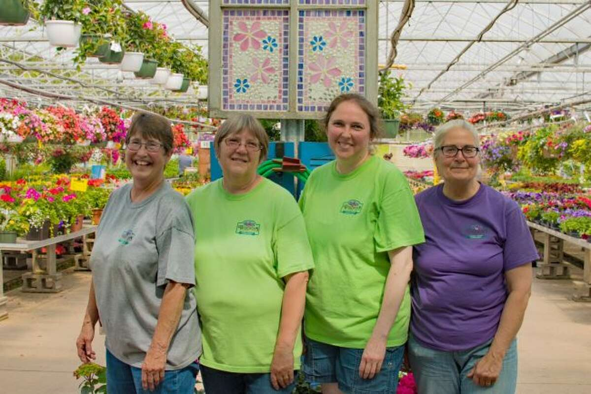 Weesies Brothers is celebrating its 20th anniversary. Pictured (from left to right) are Sharon Marquardt, Janet Golden, Maryann Allen and Marci Gremore. (Courtesy photo)