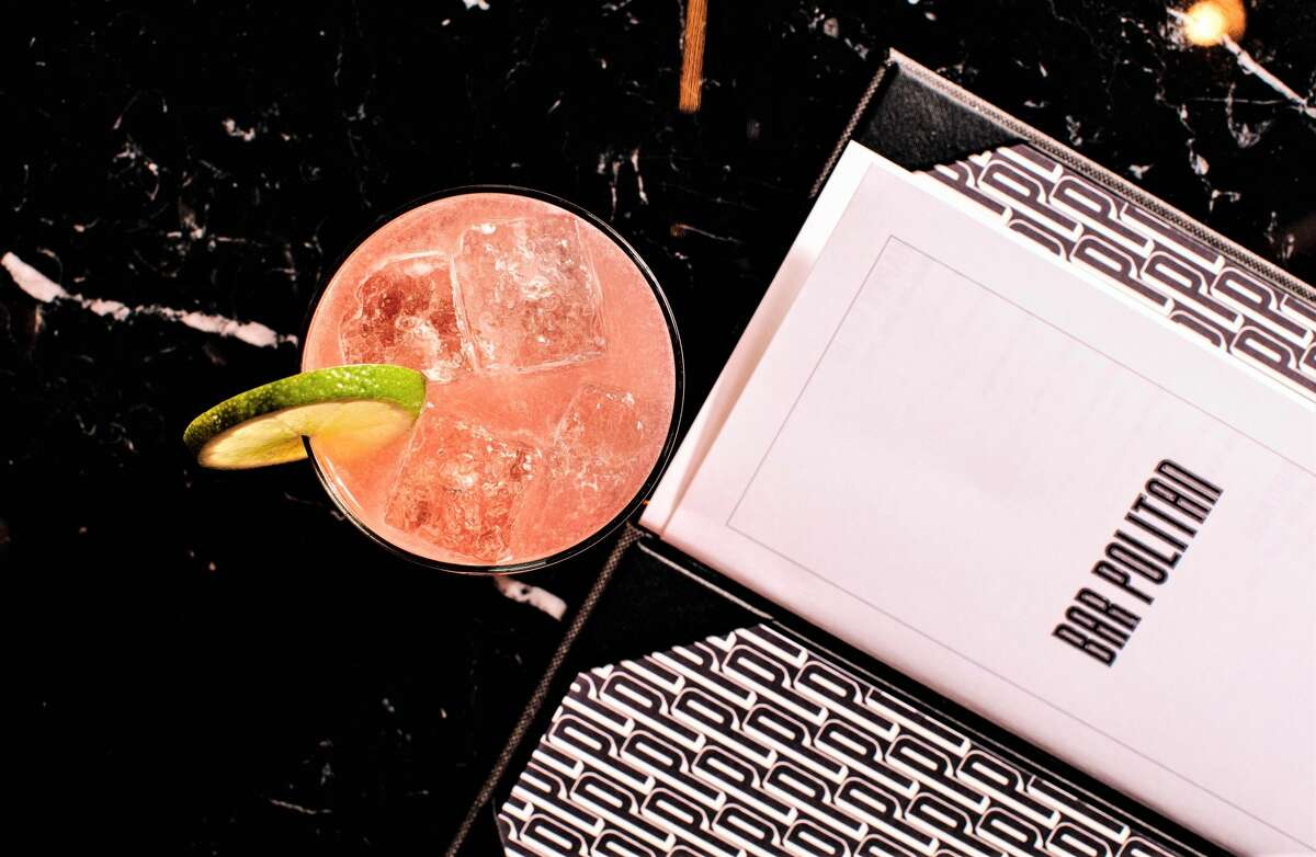 Bar Politan will feature an agave-focused beverage program. The menu will feature simple, well-balanced creations inspired by classics.