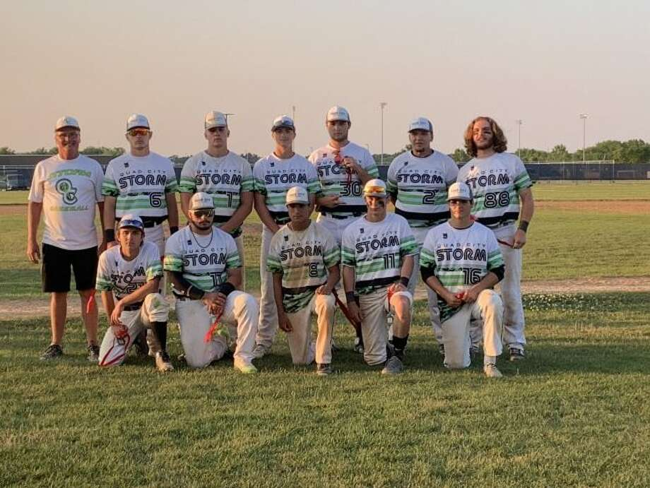 The 2019 Quad City Storm 18U baseball team will be hosting a tournament in Big Rapids this weekend. (Courtesy photo)