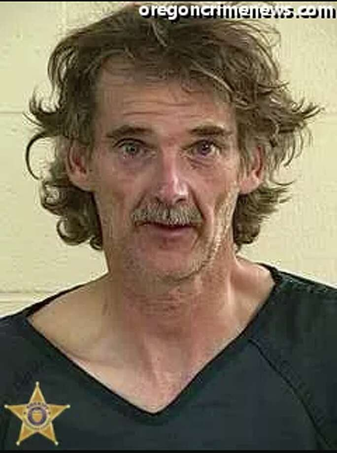 Suspect Paul Anghilante, a 51-year-old San Francisco resident, was arrested by SFPD. Photo: Josephine County Jail Via Oregon Crime News
