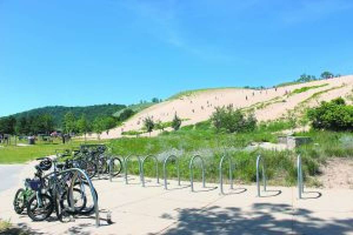 Walks take participants to such places as the Dune Climb. (News Advocate File Photo)