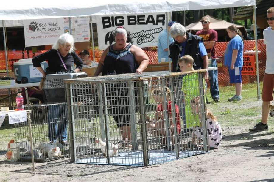 The popular Chicken Squat will be coming back as as one of the entries at Kaleva Days that will take place July 19-21 at Kaleva. It will be three days of fun in annual event that features activities for people of all ages.