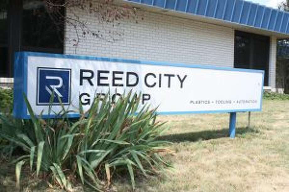 Reed City Group, the plastic injection molding firm on Church Avenue, is planning an ambitious, $8-million expansion project. (Pioneer photo/Tim Rath)