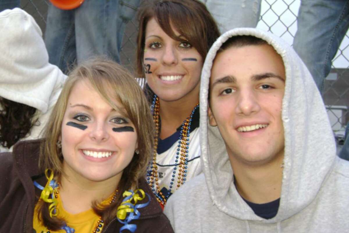 Were you seen at 2008 Sept. 29 Cohoes homecoming?