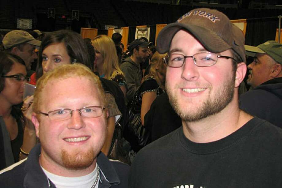 Were you seen at 2008 Capital Region Beer and Wing Festival? Photo: Kristi L. Gustafson