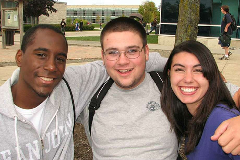 Were you seen at 2008 Lunch at HVCC? Photo: Kristi L. Gustafson