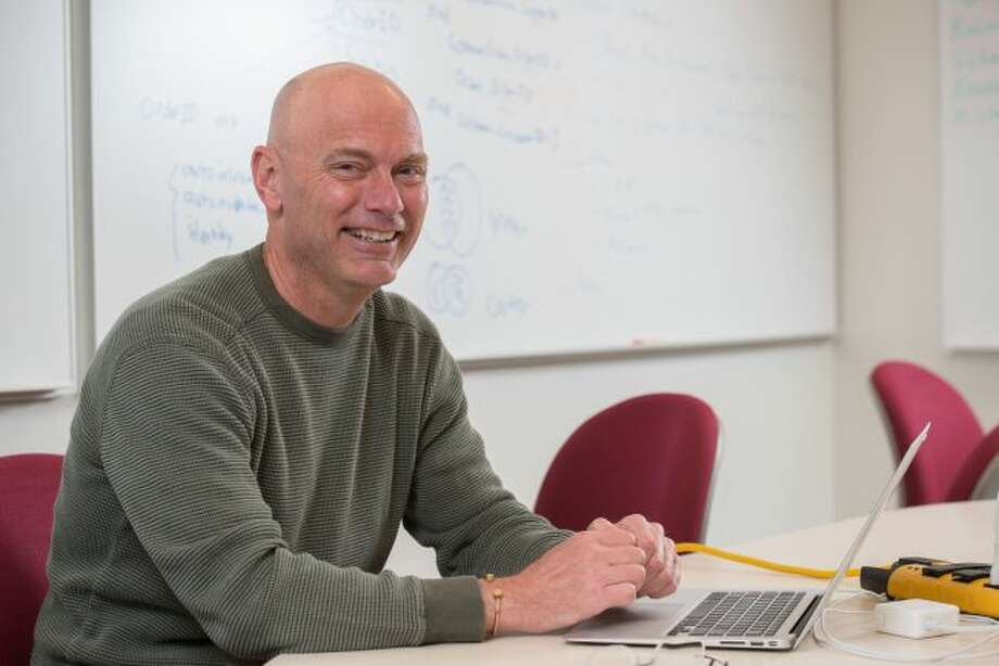 Greg Gogolin is looking forward to the new changes coming at the Cyber Competition Center. He is the director of the Information Security and Intelligence program at Ferris State University. (Courtesy photo)