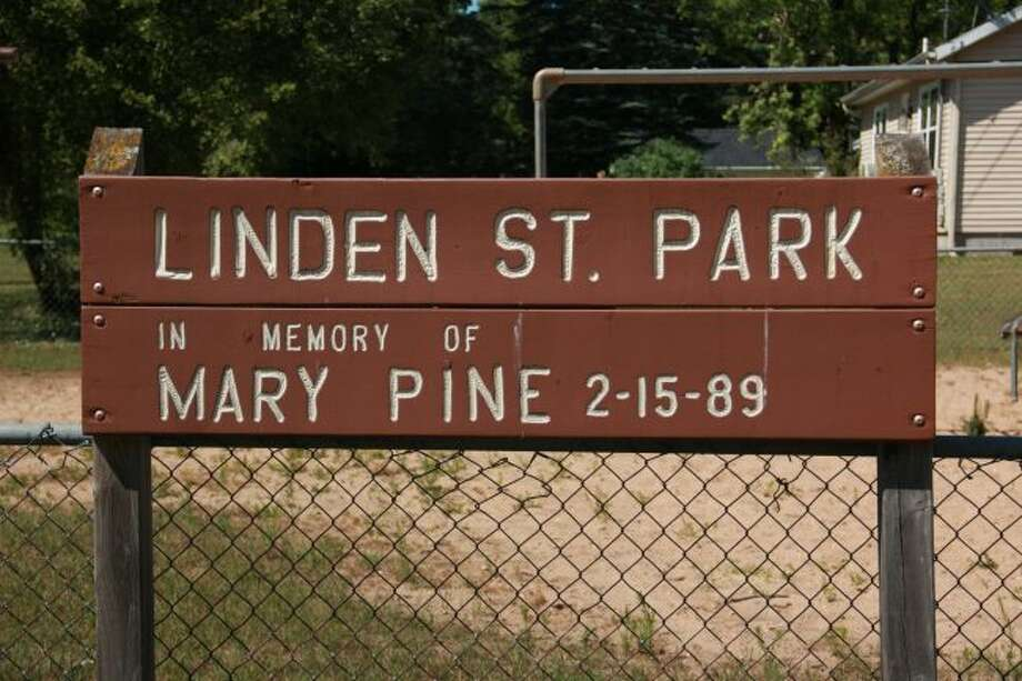 MSHDA awarded the City of Big Rapids $50,000, and part of that money will go towards renovating Linden Street Park. An event to introduce the grant is expected to take place at 10:30 a.m., Tuesday, Aug. 6, at the park. (Pioneer photo/Alicia Jaimes)