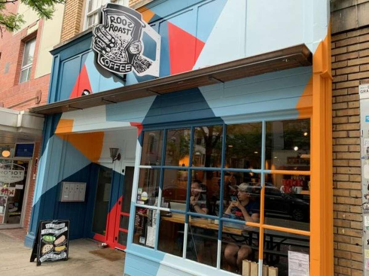 RoosRoast Coffee in Ann Arbor is an environmentally conscious business. (Courtesy Photo/Ray Garcia)