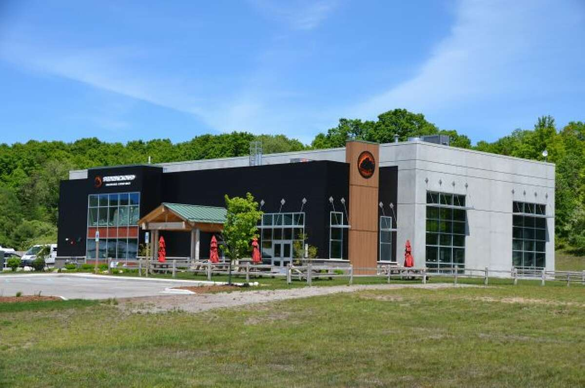 The new, energy efficient 13,000 square foot Stormcloud Brewery is on the Tour of Interesting Places. (Courtesy photo/Susan Rastelli)