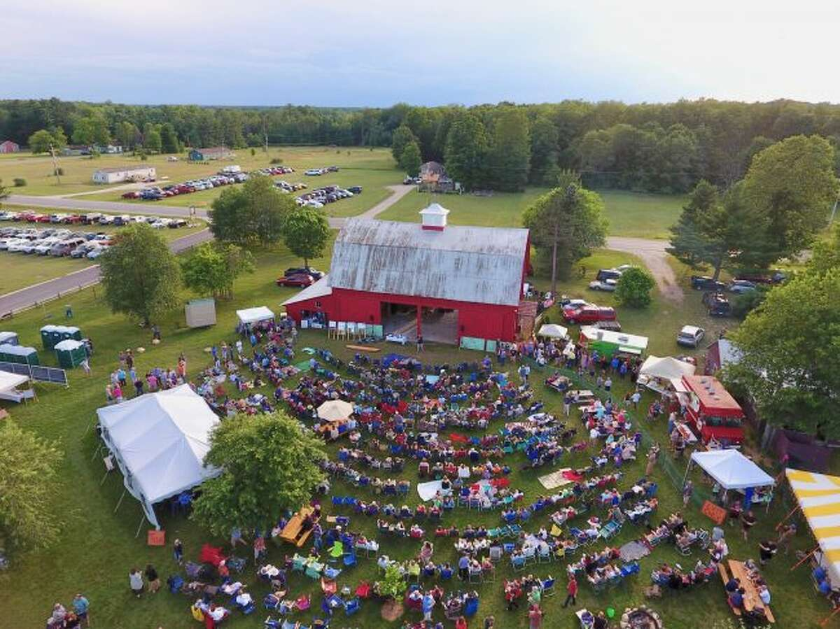 Grow Benzie's annual Bayou in the Barn fundraiser will feature critically acclaimed and Grammy nominated Mississippi bluesman Cedric Burnside. (Courtesy photo)