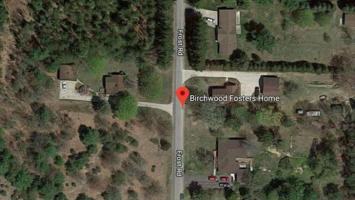 Adult foster care home, Birchwood, is located on Frost Road in Manistee. (Courtesy Photo/Google Maps)