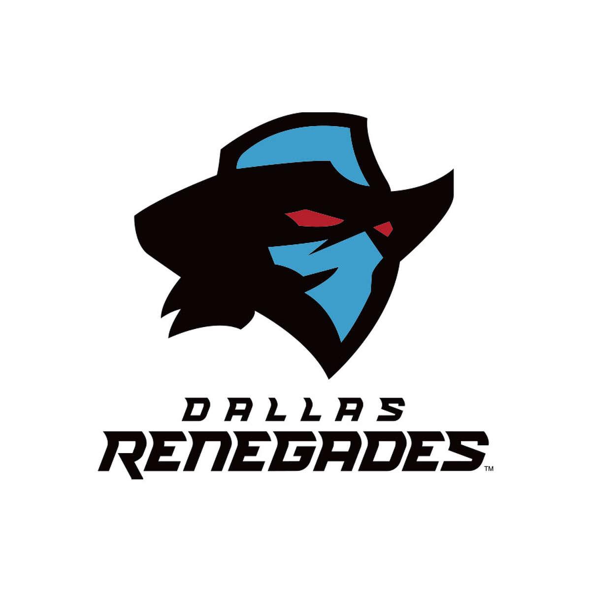 The XFL's Dallas Renegades.