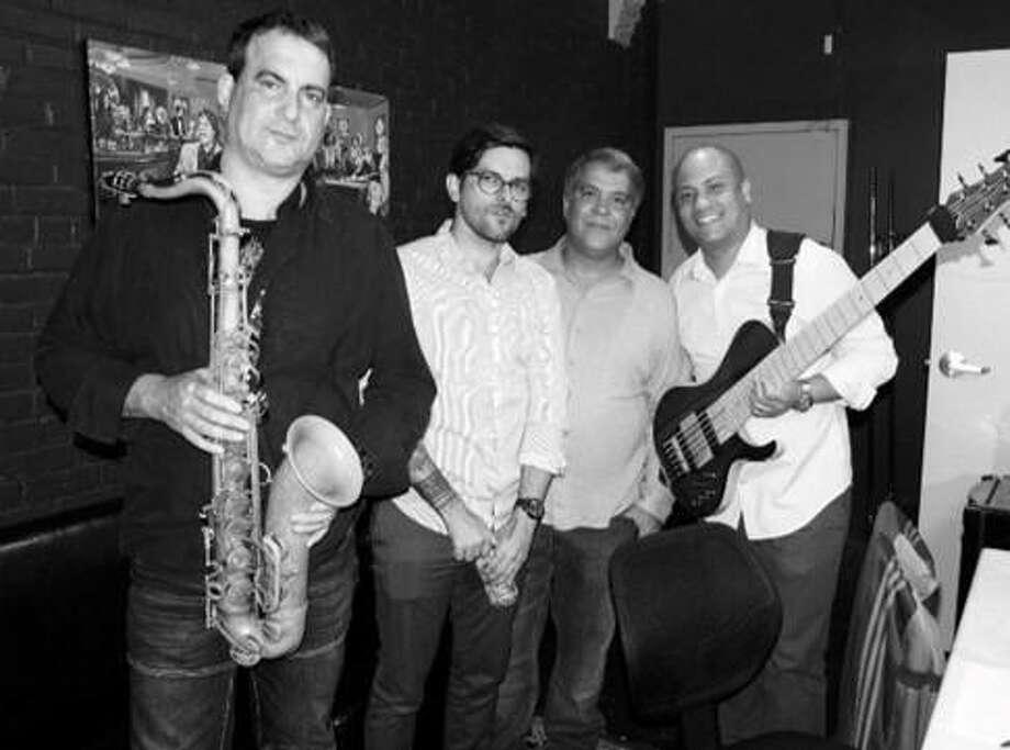 Carlos Gomez Quartet. Photo: Contributed Photo.