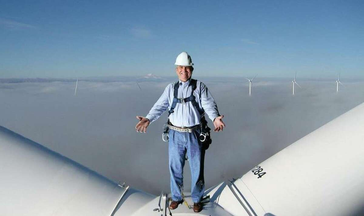Mannti Cummins, an experienced wind developer from Corpus Christi is trying to build a wind farm in Baja California Sur, but has run into
