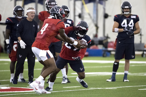 Houston Texans Bleacher Report Latest News Scores
