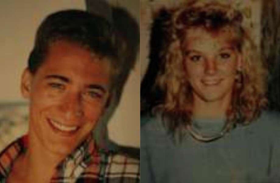 Cheryl Henry and Andy Atkinson
