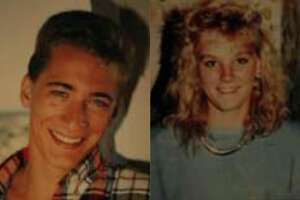 """Cheryl Henry and Andy Atkinson    Murdered on Wednesday, August 22, 1990, in the 1300 block of Enclave Round   Known as the """"Lover's Lane Case,"""" Cheryl Henry and Andy Atkinson were last seen at Bayou Mama's Nightclub around 10:45 p.m. The next day, neither one reported to work, so a missing person's report was filed. A Sysco Food Security Guard spotted Atkinson's abandoned vehicle in the 1300 block of Enclave Round, part of an undeveloped business park. Officers found Henry's nude body on the property, while Atkinson's body was later found not far from the body of Henry. They both were brutally murdered."""