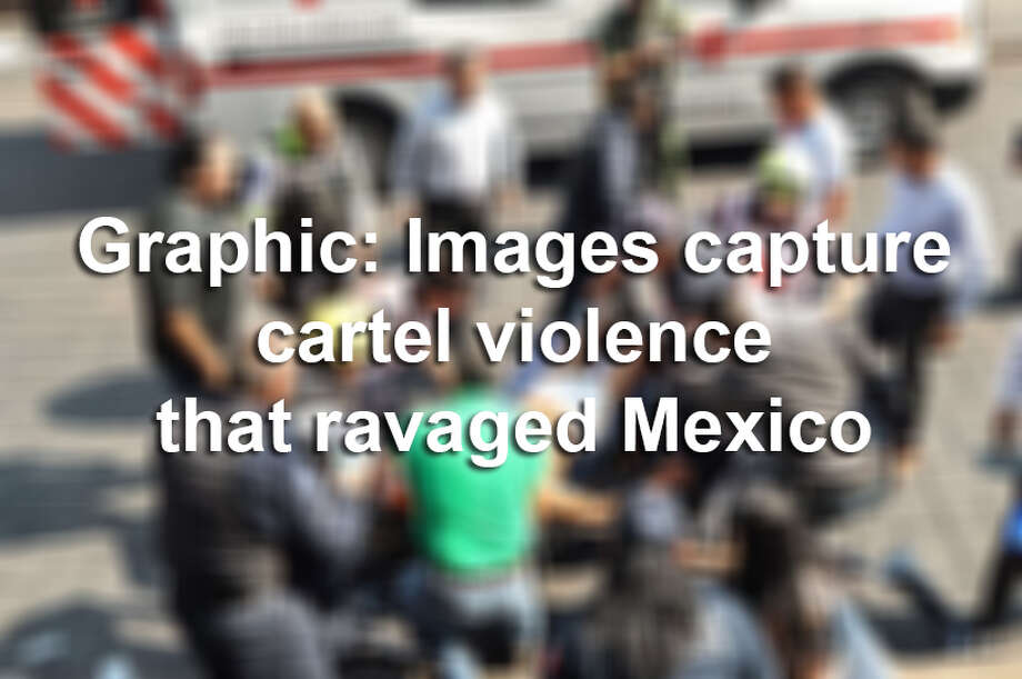 WARNING: GRAPHIC CONTENT. Several images in this slideshow may be inappropriate for some viewers. Photo: Bernardino Hernandez/AP