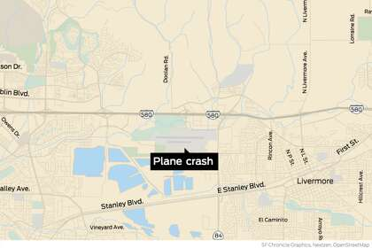 Pilot's condition unknown after single-engine plane crashes by Livermore airport