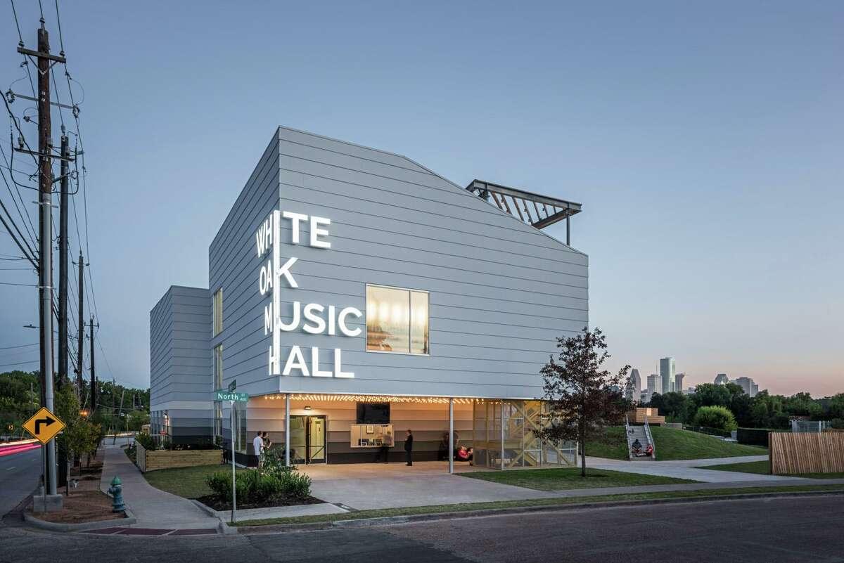 Photos from around White Oak Music Hall.