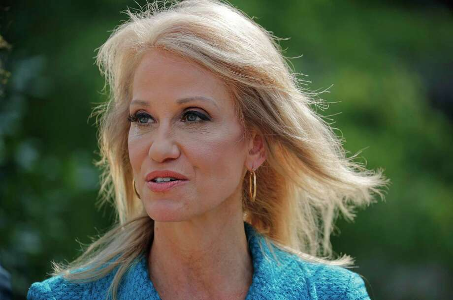 """Presidential counselor Kellyanne Conway defends """"alternative facts."""" However, a society invested in real, tangible common projects needs objective truths. Photo: Pablo Martinez Monsivais /Associated Press / Copyright 2018 The Associated Press. All rights reserved"""