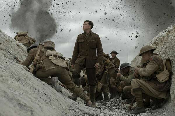 "George MacKay stars in the film ""1917"" is a WWI tale directed by Sam Mendes."